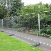 Site Fencing (For Hire)